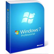 Windows 7 Pro Licencia Original Para 4 Pc
