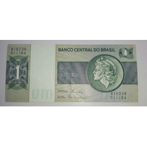 Billete Brasil 1 Cruzeiro *035
