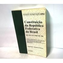 Livro Constituição Da República Federativa Do Brasil 17ª Ed.
