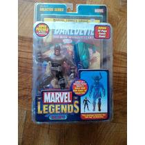 Bulleye Variante Marvel Legends Galactus Pieza Baf Trabucle