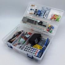 Arduino Starter Kit Uno O Mega Básico + Libros. Principiante