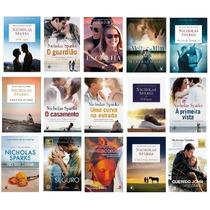 Kit Livros - Coleção Nicholas Sparks (15 Livros) #
