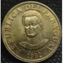 Moeda Paraguay 1992