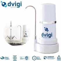 Filtro Purificador Agua Sobre Mesada Dvigi + Regalo Microcen