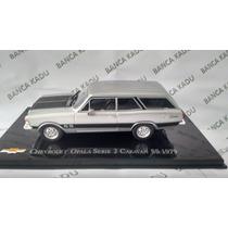Coleção Chevrolet 14 Opala Serie 2 Caravan Ss 1979