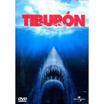 Dvd Tiburon ( Jaws ) 1975 - Steven Spielberg / Scheider / Dr