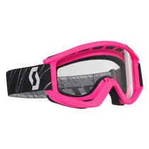 Scott - Antiparras Recoil Xi Enduro Motocross Color Rosa