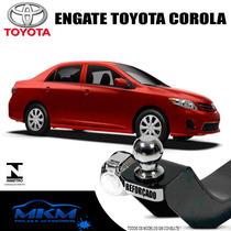 Engate De Reboque Toyotacorolla2009 Até 2016 Rabicho