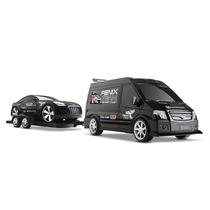 Brinquedo Indantil Carros Supervan Tuning Car Roma