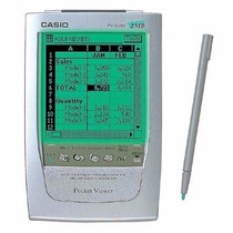 Pocket Viewer Casio Pv-s250 2mb