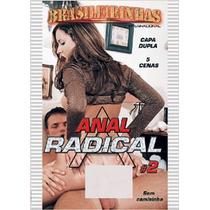 Dvd Brasileirinhas Anal Radical 2