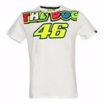 Camiseta Valentino Rossi - Tamanhos G E Gg