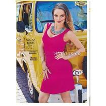 Oferta Vestido Cklass Fiusha Otoño Invierno 2014 Nuevo