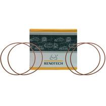 Anéis De Vedação Da Camisa (jogo 4 Peças) - Motor 1.2 8v C3g