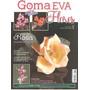 Revistas Flores Goma Eva (foami) Decoracion Y Manualidades