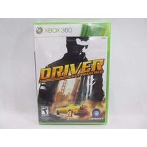 Jogo Driver - San Francisco/ Xbox 360/ Lacrado