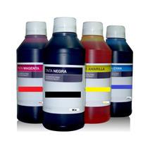 4 Tintas Ati Epson 60cc Por Color Para Cartucho Y Sistemas