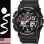 Reloj Casio G-shock Originales G Shock Resiste Al Agua 200m<br><strong class='ch-price reputation-tooltip-price'>U$S 92<sup>99</sup></strong>