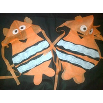 Disfraz De Animalitos!!! Pez Nemo Pecesito