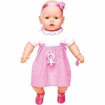 Boneca Meu Bebê Coleção Bebezinhos Estrela