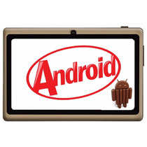 Tablet Kitkat 1gb Ram Doble Camara Flash Dualcore Hdmi Tabmx