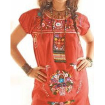 Vestido Bordado, Mexicano, Boho, Hippiechic!!!