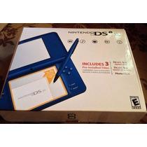 Nintendo Dsi Xl Caja Nueva Sellada + 100 Juegos (fortum)
