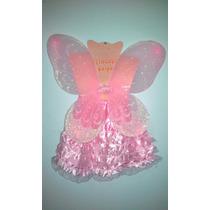 Disfraz Beba Hada Princesa Bailarina Mariposa Envios