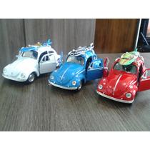 Miniatura Vw Fusca Beetle - C. Prancha / Escala 1:38