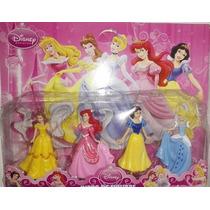 Princesas Coleção - Kit 4 Bonecas - Pronta Entrega + Brinde