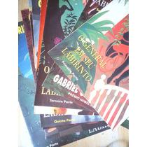 Coleção De Fascículos De Isto É - Gabriel García Márquez