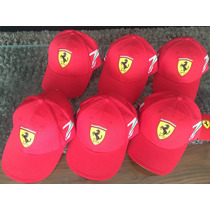 Gorra Ferrari F1 Kiimi Official Licensed Product