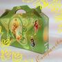 Cajitas-souvenirs De Tinkerbell-campanita
