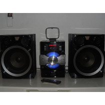 Equipo De Sonido Panasonic Mod.sa - Akx57 Usado
