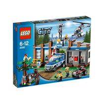 Lego 4440 City Delegacia Da Polícia Florestal