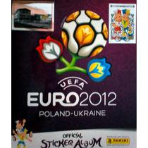 Estampas Panini Eurocopa 2012