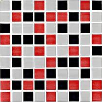 Kubic Rojo 30x30 1ra Ceramica Importado Revestimiento