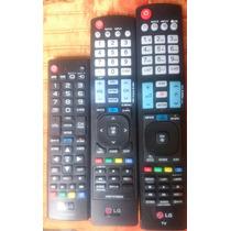 Control Remoto Tv Lg Smart 3d /panasonic Lcd,smart