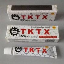 Pomada Anestésica Para Tatuagem Tattoo Tktx Maq Definitiva