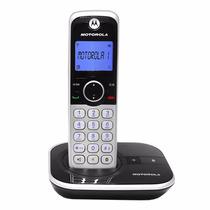 Teléfono Fijo Inalámbrico Motorola Con Bluetooth Nuevo