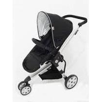 Carrinho De Bebê 3 Rodas Liberty Preto - Dardara