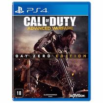 Ps4 - Call Of Duty: Advanced Warfare - Míd Fís - Semi