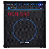 Caixa De Som Oneal Multi Uso Amplificada Ocm-590
