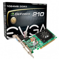 Placa De Vídeo Para Pc Geforce Gt210 1gb Ddr3 Nvidia Oferta!