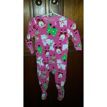 Pijama De Niña Marca Carters