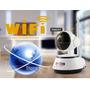 Camara De Videovigilancia Ip Robotizada Visión Nocturna
