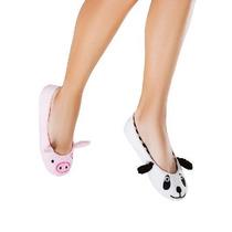 Pantuflas Animal Mujer / Mallbits