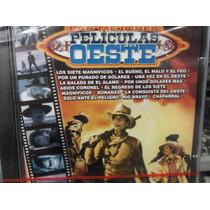 Las Mejores Peliculas Del Viejo Oeste Soundtrack Cd Nuevo