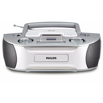 Radio Reproductor De Cd Portatil Philips Am-fm Mp3-cd
