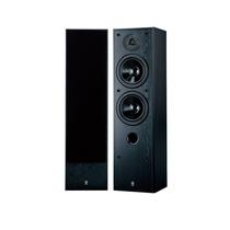 Par De Caixas Torre Yamaha Ns-50fbl 240w Alto-falantes De 2